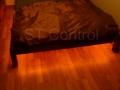 Oświetlenie łóżka